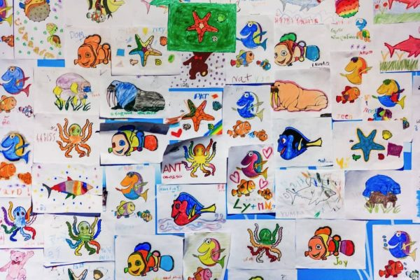 drawings of nemo