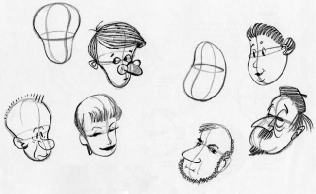 Features faces