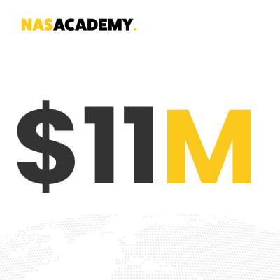 Nas Academy Raises $11 Million Series A Funding