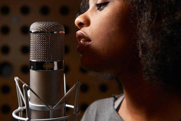 Vocalist singer